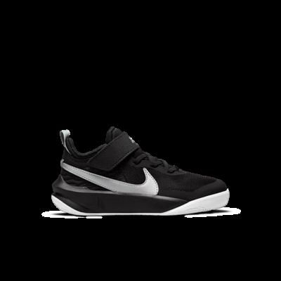 Nike Team Hustle D 10 Zwart CW6736-004