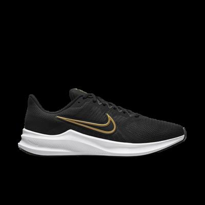 Nike Downshifter 11 Zwart CW3411-009