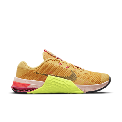 Nike Metcon 7 X Geel DA8110-721