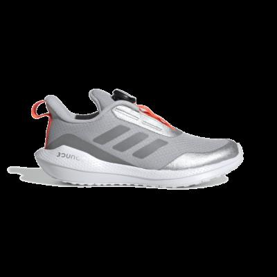 adidas EQ21 RUN BOA K Silver Metallic S24114