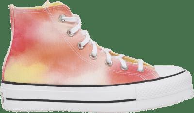 Converse Run Star Hike Pink 572572C