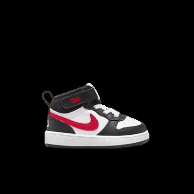 Nike Court Borough Mid 2 Wit DO5894-161