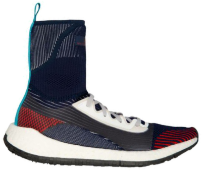 adidas x Stella McCartney PulseBOOST HD Mid Dames schoenen EE9460 blauw EE9460