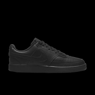 Nike Court Vision Low Next Nature Zwart DH2987-002