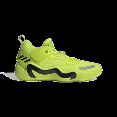adidas Donovan Mitchell D.O.N. Issue 3 Mike Wazowski Team Semi Solid Green GX8621