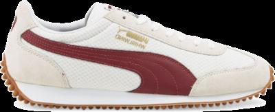 Women's PUMA Whirlwind Classic s, Cordovan Red White,Cordovan,Marshmallow 375892_03