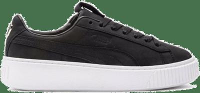 Puma Wmns Platform Premium Logo Black 369921-01