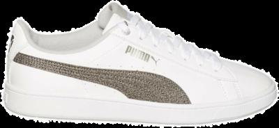 PIUMA Vikky V2 Metallic SoftFoam+ Dames Sneakers 373227-02 wit 373227-02