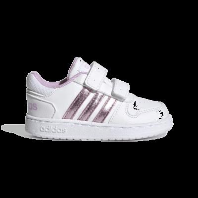 adidas Hoops 2.0 Cloud White FY9462