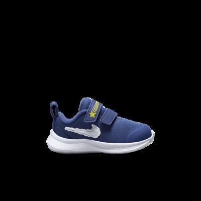 Nike Star Runner 3 Blauw DD0751-400