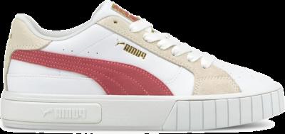 PUMA Cali Star Women's Sneakers, White/Mauvewood/Marshmallow White,Mauvewood,Marshmallow 380220_10