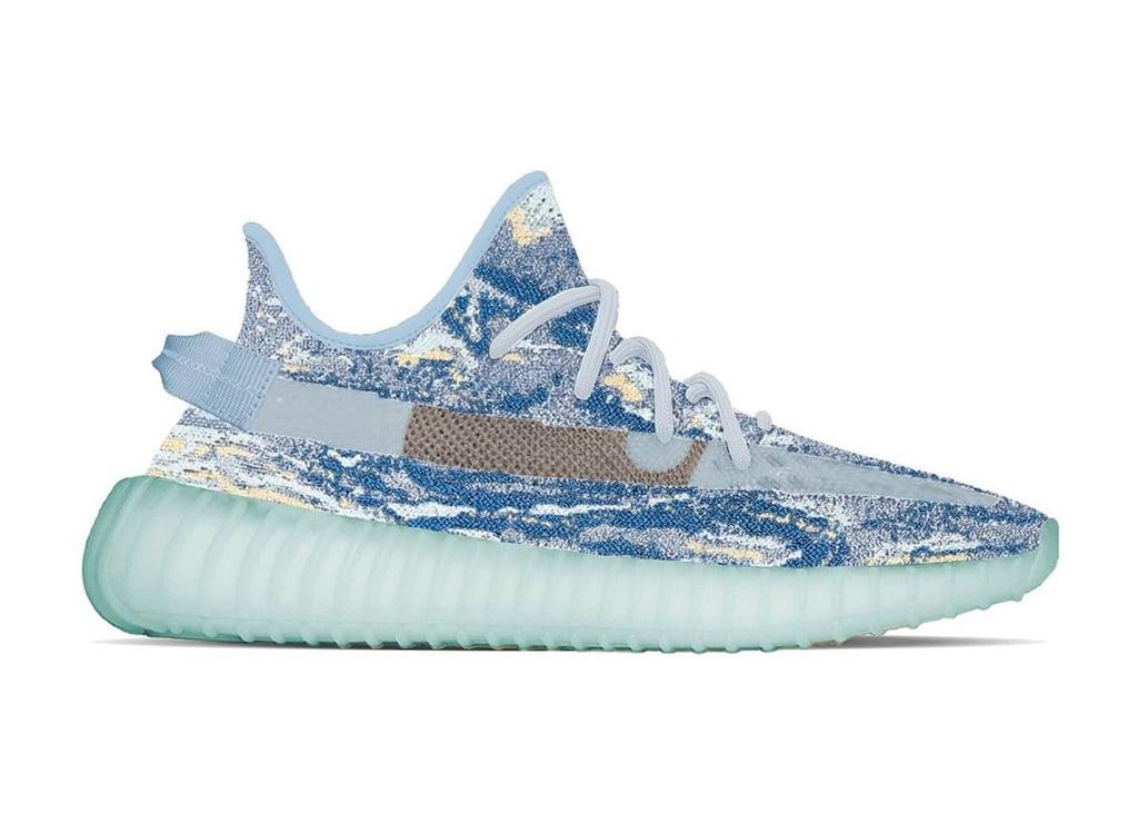 Meer kleur in 2022 dankzij de adidas Yeezy Boost 350 V2 'MX Blue'