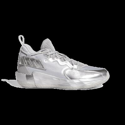 adidas Dame 7 EXTPLY Grey Two FZ0172
