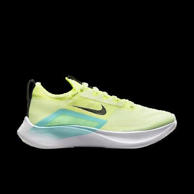 Nike Zoom Fly 4 Geel CT2401-700