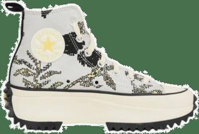 Hybrid Floral Run Star Hike saturn gold/zwart/egret 171399C
