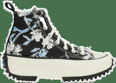 Hybrid Floral Run Star Hike university blue/zwart/egret 171398C