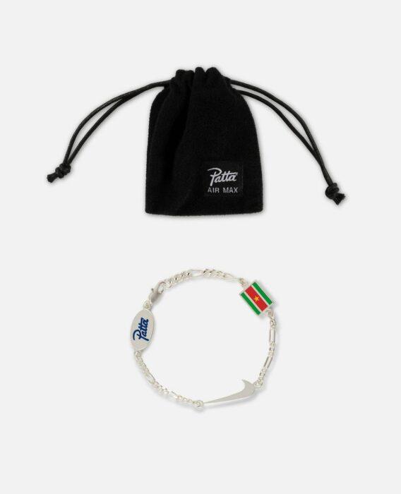 patta nike collab bracelet