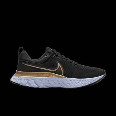 Nike React Infinity Run Flyknit 2 Zwart CT2423-009