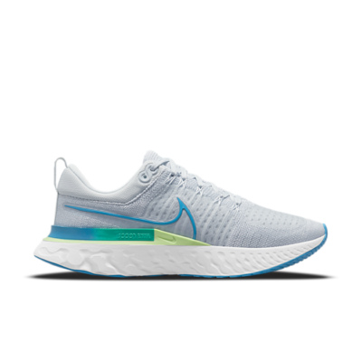 Nike React Infinity Run Flyknit 2 Grijs CT2357-007