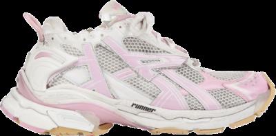 Balenciaga Runner Pink White (W) 677402W3RB39059