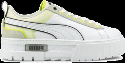 PUMA Mayze Tech Women's s, White/Yellow Glow 381607_02