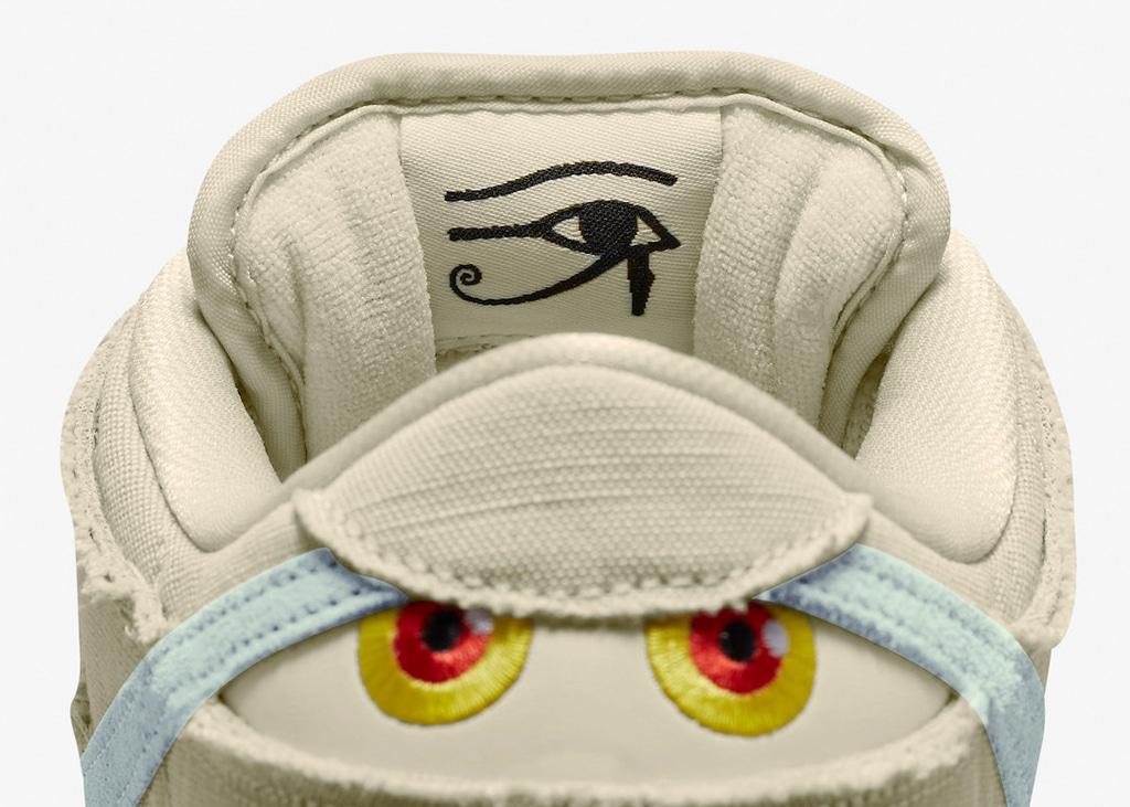 "De beste Halloween sneaker tot nu toe: De Nike SB Dunk ""Mummy"""