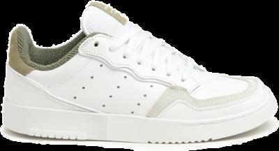 Adidas Supercourt Cloud White / Cloud White / Orbit Green GW0196