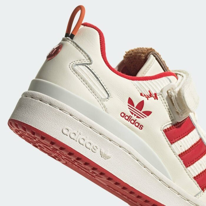 low Adidas forum low alone home