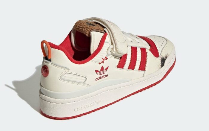 alone home Adidas forum low