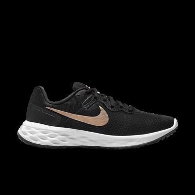 Nike Revolution 6 Next Nature Zwart DC3729-005