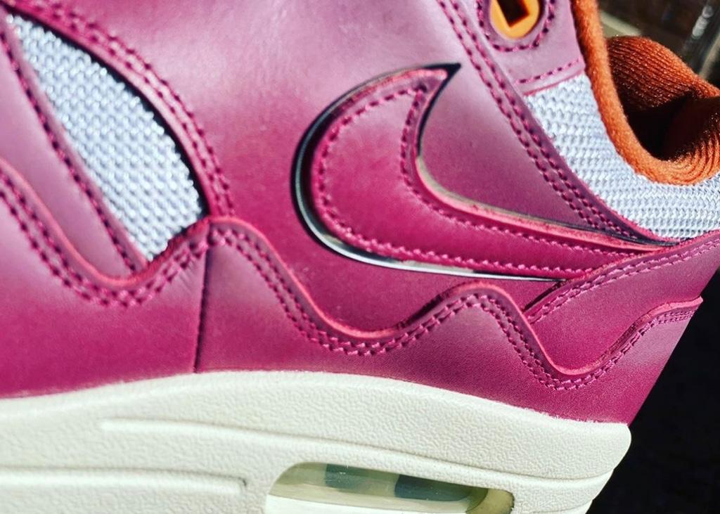"""Nieuwe colorway opgedoken van de Patta x Nike Air Max 1 """"The Wave"""""""