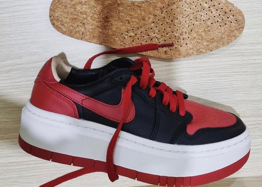 Er is wéér een nieuwe variant van de Air Jordan 1 BRED opgedoken