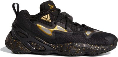 adidas Exhibit A Candace Parker Black Gold GY0993