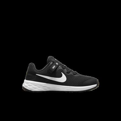 Nike Revolution 6 FlyEase Zwart DD1114-003